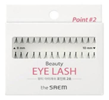 Накладные ресницы Beauty Eye Lash Point: No 02 накладные ресницы 02 eyelashes 2 the saem eyelash