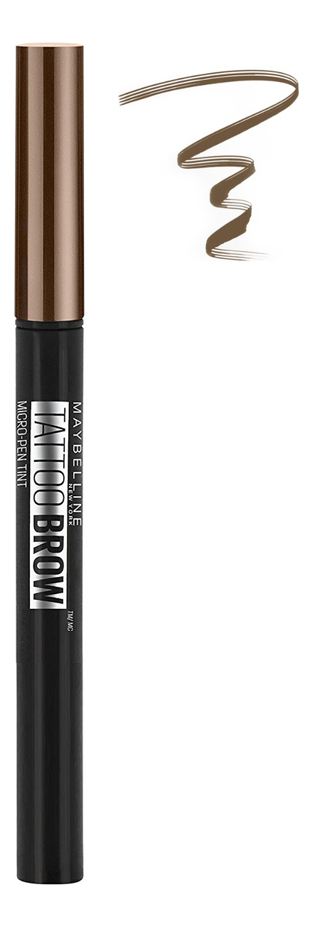Лайнер для бровей с аппликатором Tattoo Brow Studio Micro-Pen Tint 1,1г: No 120