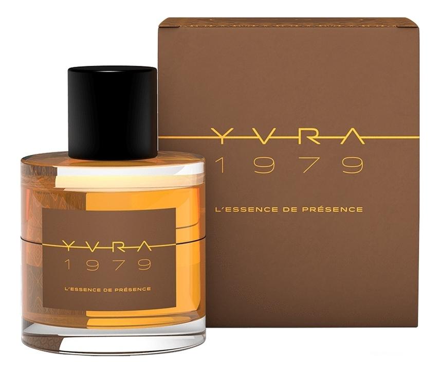 YVRA 1958 LEssence De Presence: парфюмерная вода 100мл