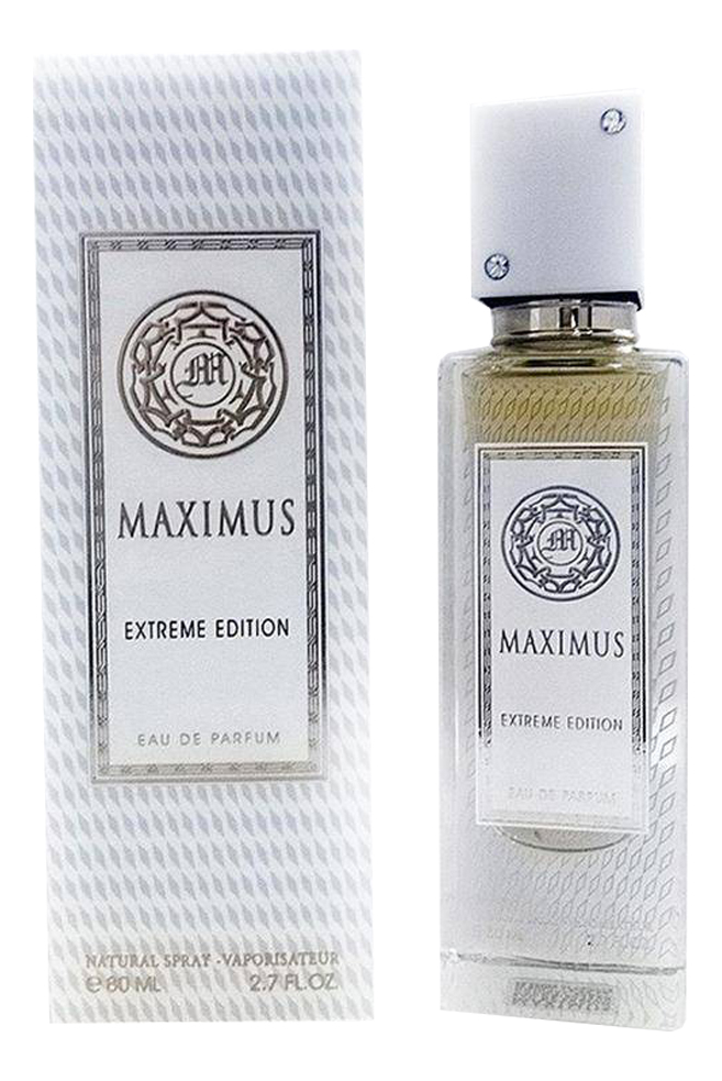 Arabic Perfumes Maximus Extreme: парфюмерная вода 80мл
