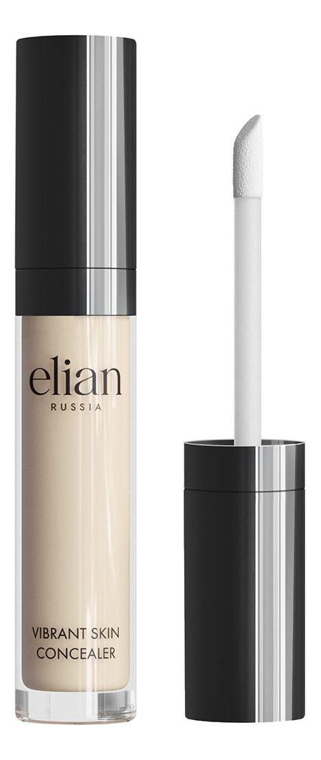Кремовый консилер для лица Vibrant Skin Concealer 7мл: 01 Fair кремовый консилер для лица vibrant skin concealer 7мл 02 light