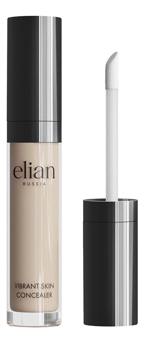 Кремовый консилер для лица Vibrant Skin Concealer 7мл: 03 Medium кремовый консилер для лица vibrant skin concealer 7мл 02 light