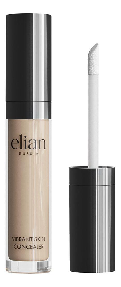 Кремовый консилер для лица Vibrant Skin Concealer 7мл: 04 Bronze кремовый консилер для лица vibrant skin concealer 7мл 02 light