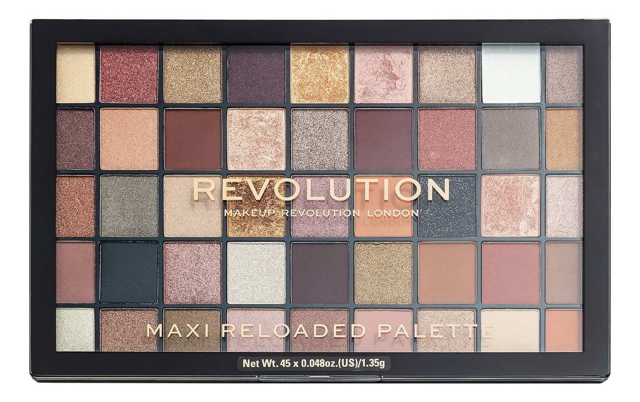 Палетка теней для век Maxi Reloaded Eyeshadow Palette: Large It Up