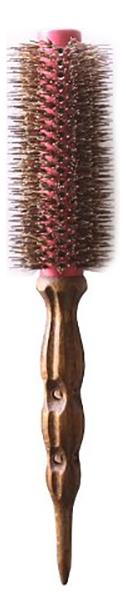 Щетка круглая для волос Brush Antique Speed 4 19мм: Щетка 4 19мм щетка для волос круглая brush choco brown щетка 4 19мм