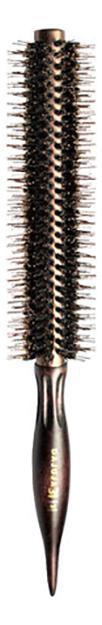 Щетка для волос круглая Brush Choco Brown: Щетка 3 16мм щетка для волос круглая brush choco brown щетка 4 19мм