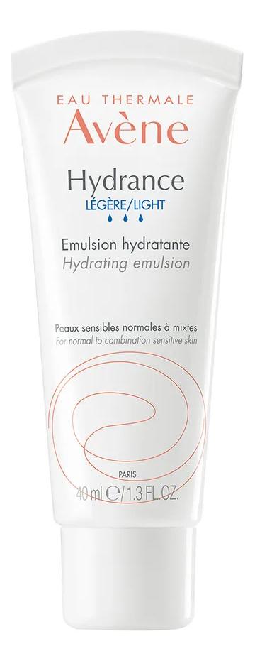 Легкая увлажняющая эмульсия Hydrance Legere Emulsion Hydratante 40мл avene hydrance legere hydrating emulsion увлажняющая эмульсия для лица 40 мл