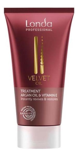Средство для волос Velvet Oil Treatment: Средство 30мл londa professional velvet oil средство для восстановления волос 30 мл