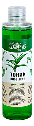 Тоник для лица Алоэ вера 200мл тоник для лица aasha herbals aasha herbals aa003lwenjz5
