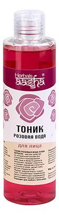Тоник для лица Розовая вода 200мл тоник для лица aasha herbals aasha herbals aa003lwenjz5