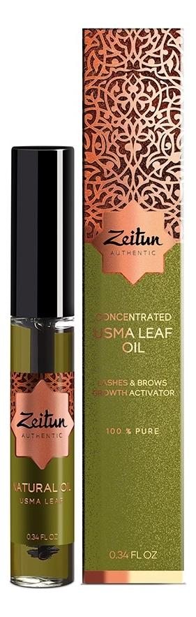 Масло усьмы для бровей и ресниц Usma Leaf Oil 9мл