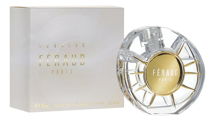 Feraud Bonheur: парфюмерная вода 75мл louis feraud vintage шелковое платье 80 е