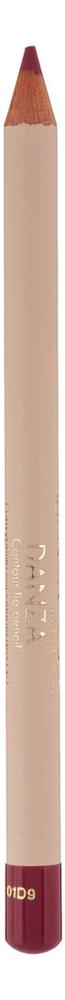Карандаш для губ контурный Danza Contour Lip Pencil 0,78г: No 205 водостойкий карандаш для глаз secretale deep eye pencil 0 2г no 2
