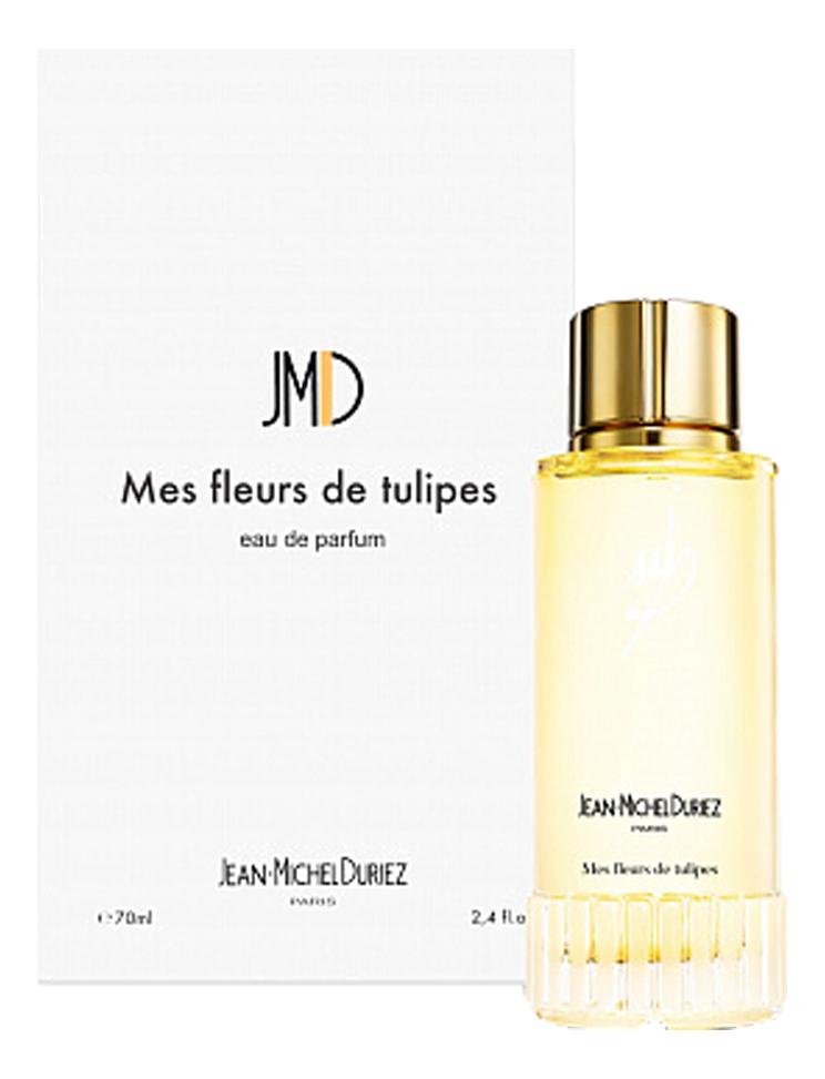 Jean-Michel Duriez Mes Fleurs De Tulipes: парфюмерная вода 70мл