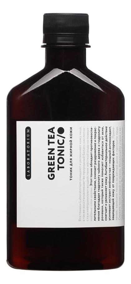 Тоник для лица Green Tea Tonic 250мл увлажняющий тоник для лица aqua tonic тоник 250мл