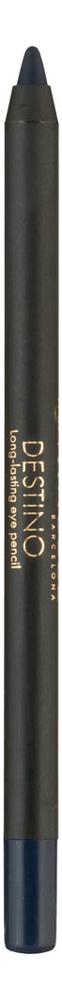 Карандаш для век устойчивый Destino Long-Lasting Eye Pencil 1,5г: No 224 карандаш для глаз long lasting eye pencil 0 28г 17 tu tu tourquoise