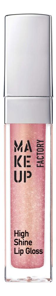 Блеск для губ с эффектом влажных High Shine Lip Gloss 6,5мл: 12 Dramatic Rose Gold