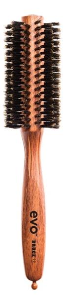 Круглая щетка для волос с натуральной щетиной Bruce Natural Bristle Radial Brush: Щетка 22мм щетка для волос с натуральной щетиной conrad natural bristle dressing brush