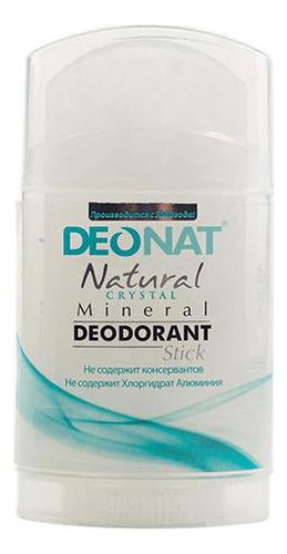Дезодорант-кристалл Natural Crystal Mineral Deodorant Stick: Дезодорант 100г