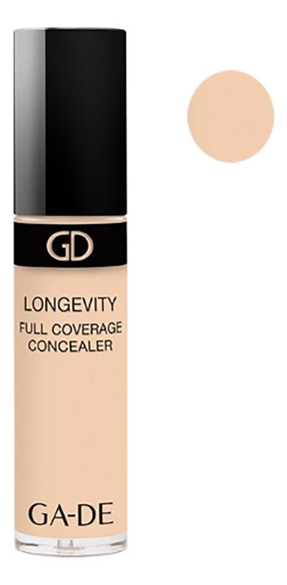 Консилер для лица Longevity Full Coverage Concealer: 27 Fair консилер для лица ultimate coverage crease proof concealer 12мл c1
