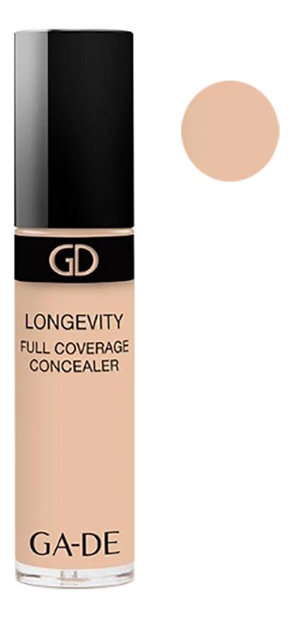 Консилер для лица Longevity Full Coverage Concealer: 28 Biscuit консилер для лица ultimate coverage crease proof concealer 12мл c1