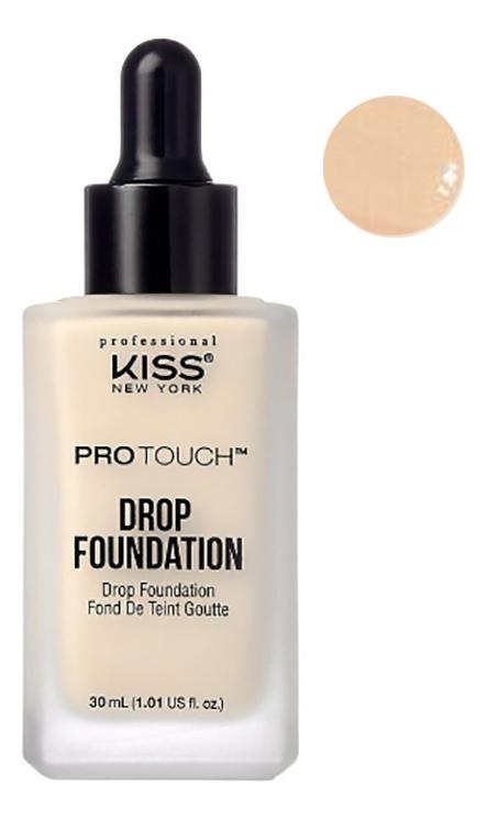 Легкая тональная основа Protouch Drop Foundation 30мл: Classic Ivory