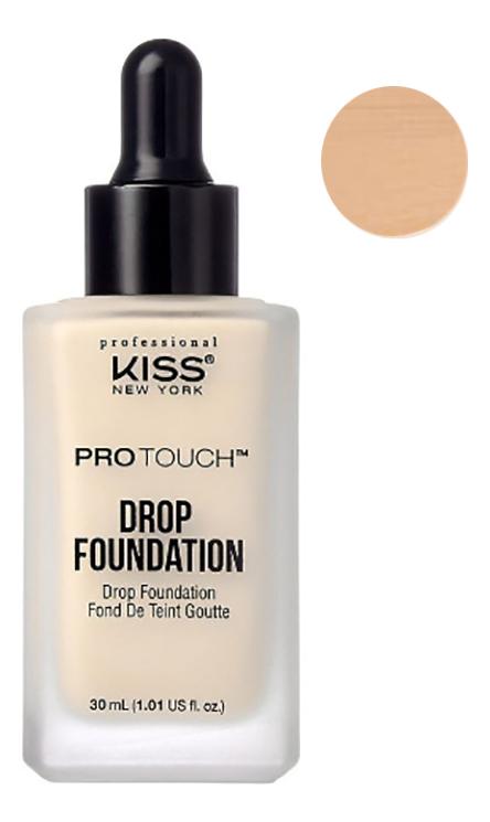 Легкая тональная основа Protouch Drop Foundation 30мл: Warm Nude
