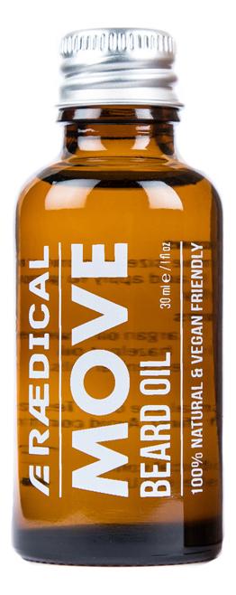 Премиум-масло для бороды Move Beard Oil 30мл премиум масло для бороды move extreme beard oil 30мл