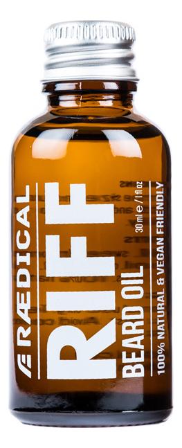 Премиум-масло для бороды Riff Beard Oil 30мл премиум масло для бороды move extreme beard oil 30мл
