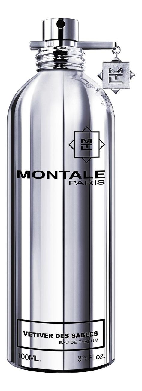 Montale Vetiver Des Sables: парфюмерная вода 100мл тарелка овальная 26 см la rose des sables classe 551826 1596