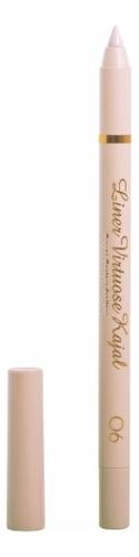 Гелевый карандаш-каял для глаз Long Lasting Gel-Kajal Eyeliner: No 06 maybelline экспрешн каял карандаш для глаз 40 серебристо серый