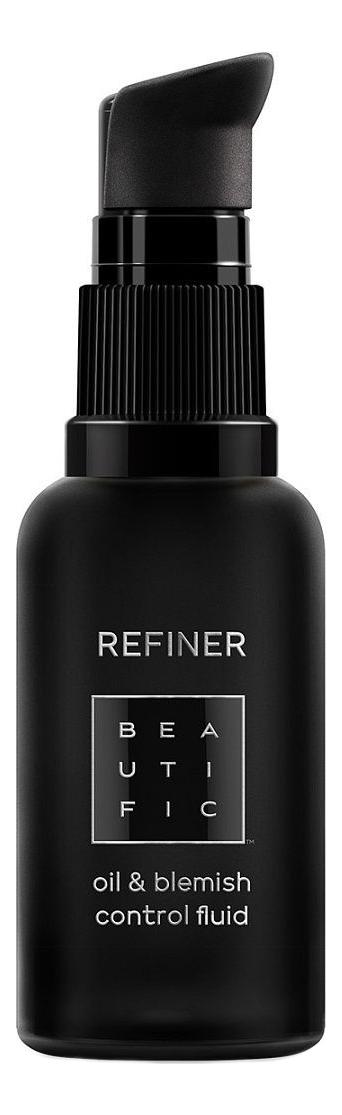 Матирующий крем-флюид для лица Refiner Oil & Blemish Control Fluid Pro Men 30мл