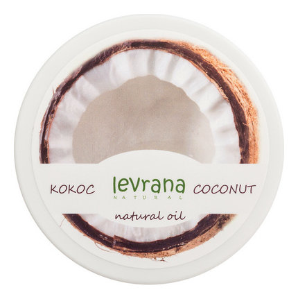 Кокосовое масло Natural Oil Coconut 150мл parachute coconut oil кокосовое масло 500 мл