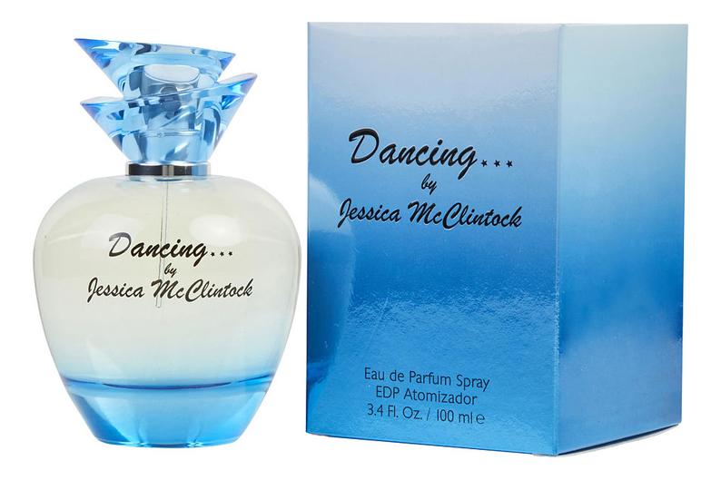 Фото - Jessica McClintock Dancing by Jessica : парфюмерная вода 100мл босоножки jessica wright jessica wright je014awhhf49