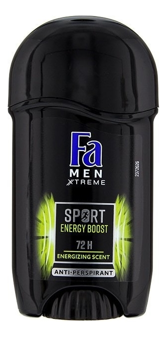 Фото - Антиперспирант-стик Men Sport Double Power Power Boost 50мл fa антиперспирант стик