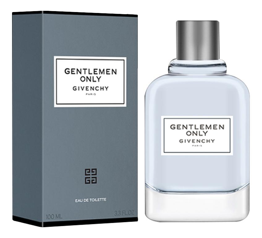 Givenchy Gentlemen Only: туалетная вода 100мл