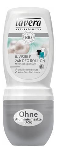 Шариковый дезодорант Невидимый 24 часа Roll-On Invisible 50мл weleda дезодорант цитрусовый 24 часа roll on 50 мл