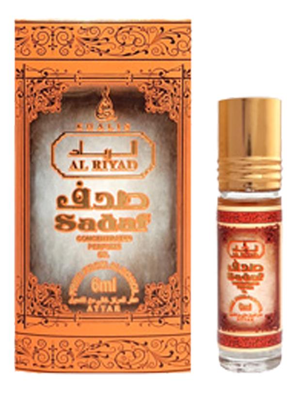 Khalis Sadaf: масляные духи 6мл (Al Riyad) khalis noor масляные духи 6мл