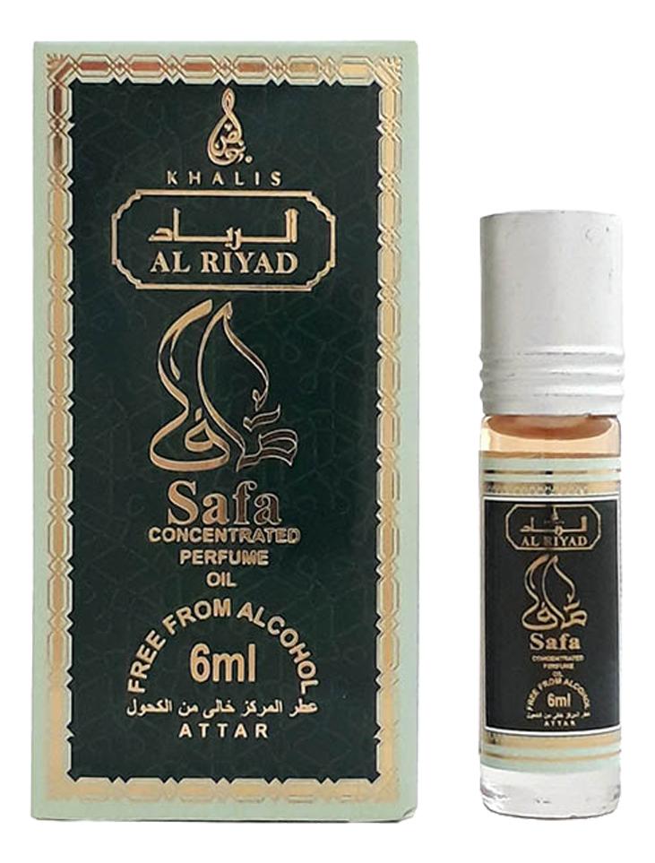 Khalis Safa: масляные духи 6мл (Al Riyad) khalis noor масляные духи 6мл