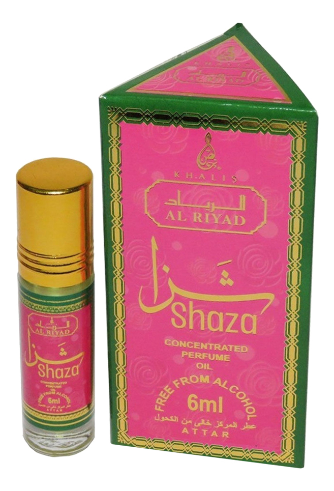Khalis Shaza: масляные духи 6мл (Al Riyad) khalis noor масляные духи 6мл