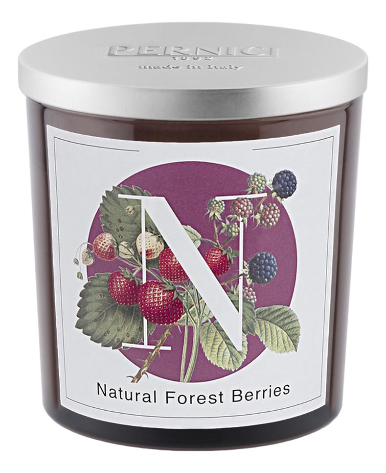 Фото - Ароматическая свеча Натуральные лесные ягоды: свеча 350г кухня виктория 3000