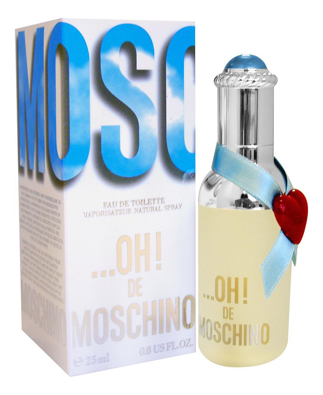 Moschino OH! De Moschino: туалетная вода 45мл moschino stars