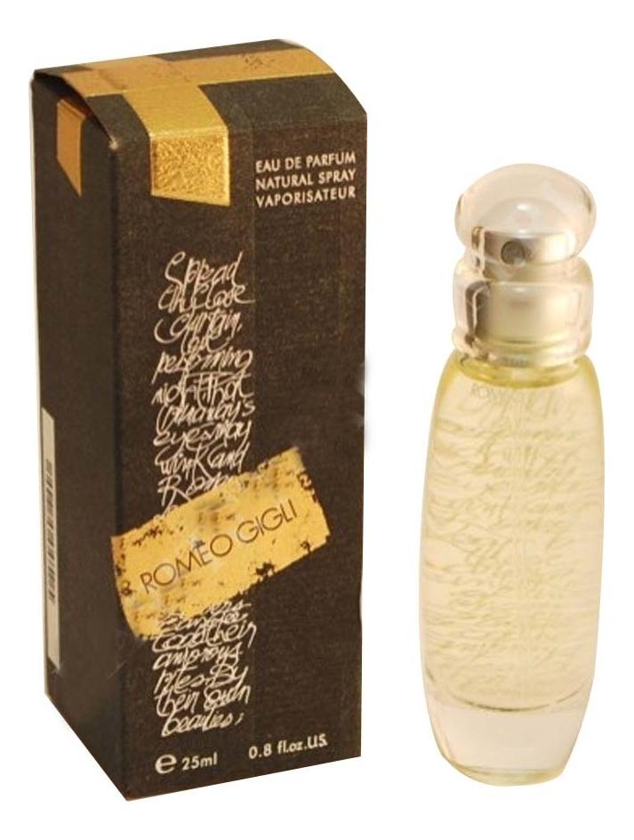 Romeo Gigli: парфюмерная вода 25мл romeo gigli di romeo gigli туалетные духи 50 мл