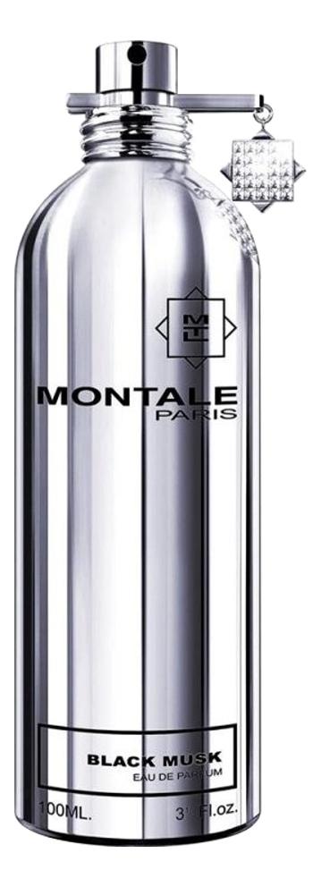Montale Black Musk: парфюмерная вода 100мл тестер montale aoud sense туалетные духи тестер 100 мл