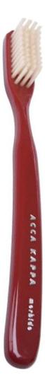 Зубная щетка из натуральной щетины Vintage Toothbrush Pure Red Bristle 21J580RB щетка для обуви collonil rossharburste из натуральной конской щетины цвет темный