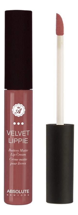Жидкая матовая помада для губ Velvet Lippie 6мл: AVL28 Heather жидкая матовая помада для губ velvet lippie 6мл avl18 rebellios