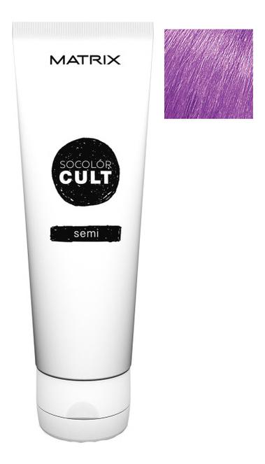 Крем с пигментами прямого действия SoColor Cult Direct Permanent 118мл: Tropical Violet крем с пигментами прямого действия socolor cult direct permanent 118мл lucky duck yellow