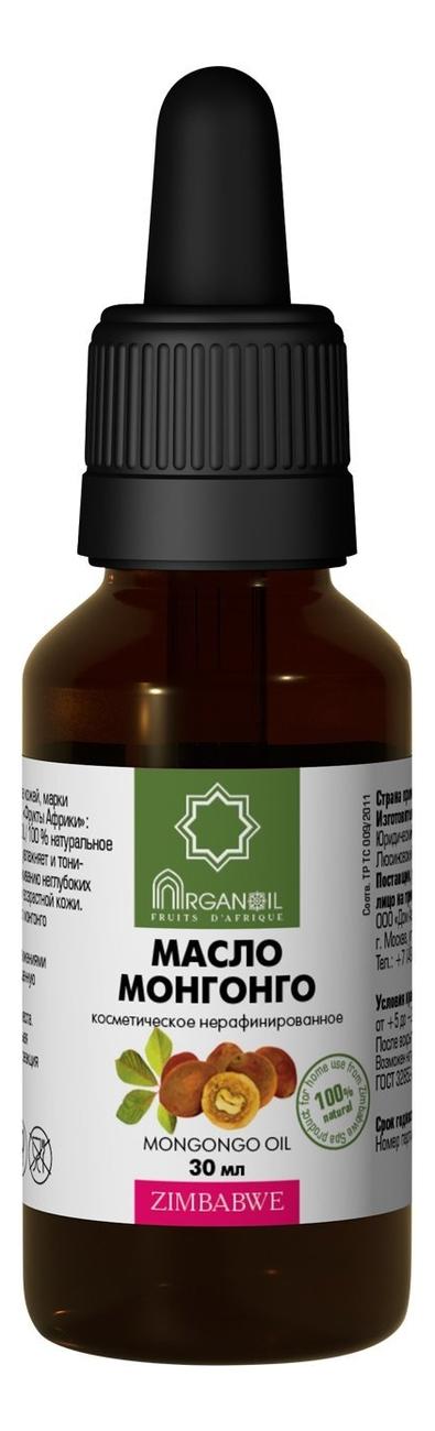 Фото - Масло монгонго косметическое Mongongo Oil: Масло 30мл масло косметическое зейтун 5 для похудения