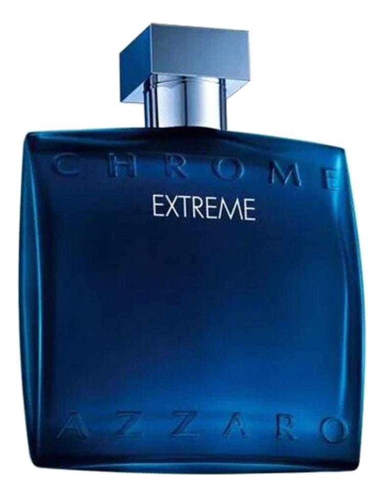 Azzaro Chrome Extreme: парфюмерная вода 100мл тестер loris azzaro azzaro pour elle туалетные духи тестер 75 мл