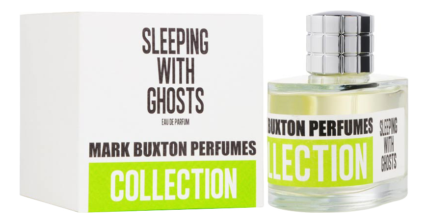 Mark Buxton Dreaming With Ghosts: парфюмерная вода 100мл (старый дизайн) william alton living with ghosts